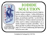 Iodide Solution